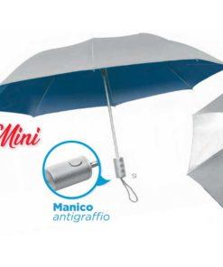 ombrello mini in nylon pieghevole